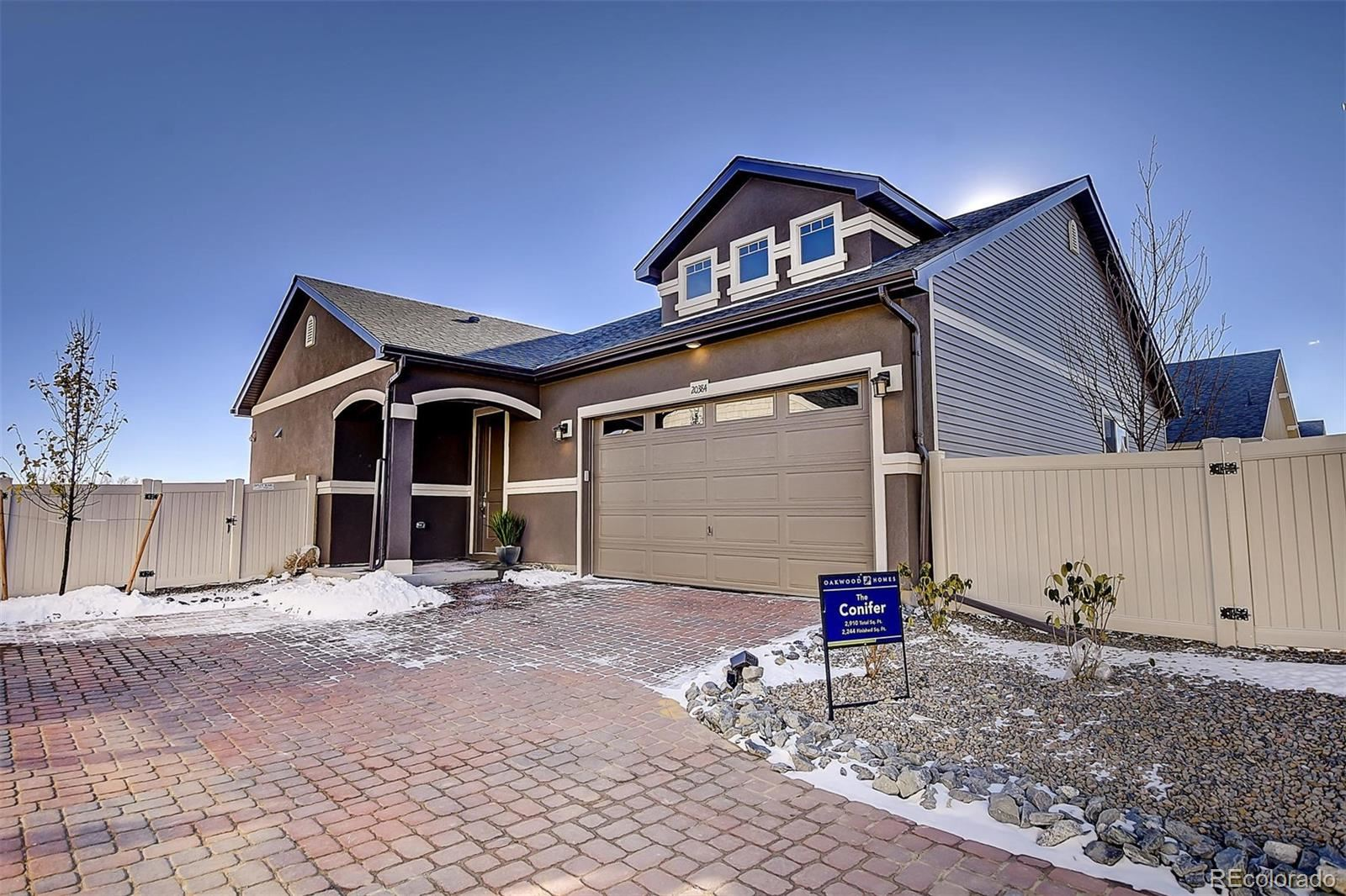 Property Image Of 20384 E 53Rd Drive In Denver, Co