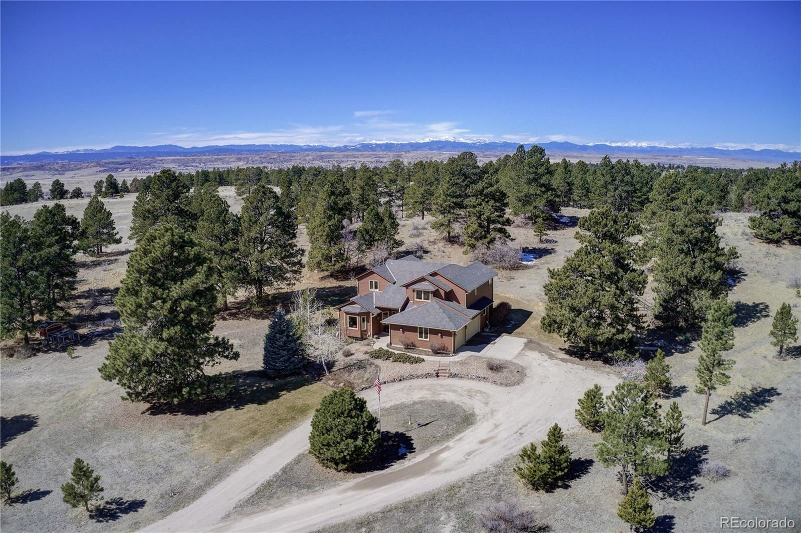 Property Image Of 4982  Bayou Hills Road In Parker, Co