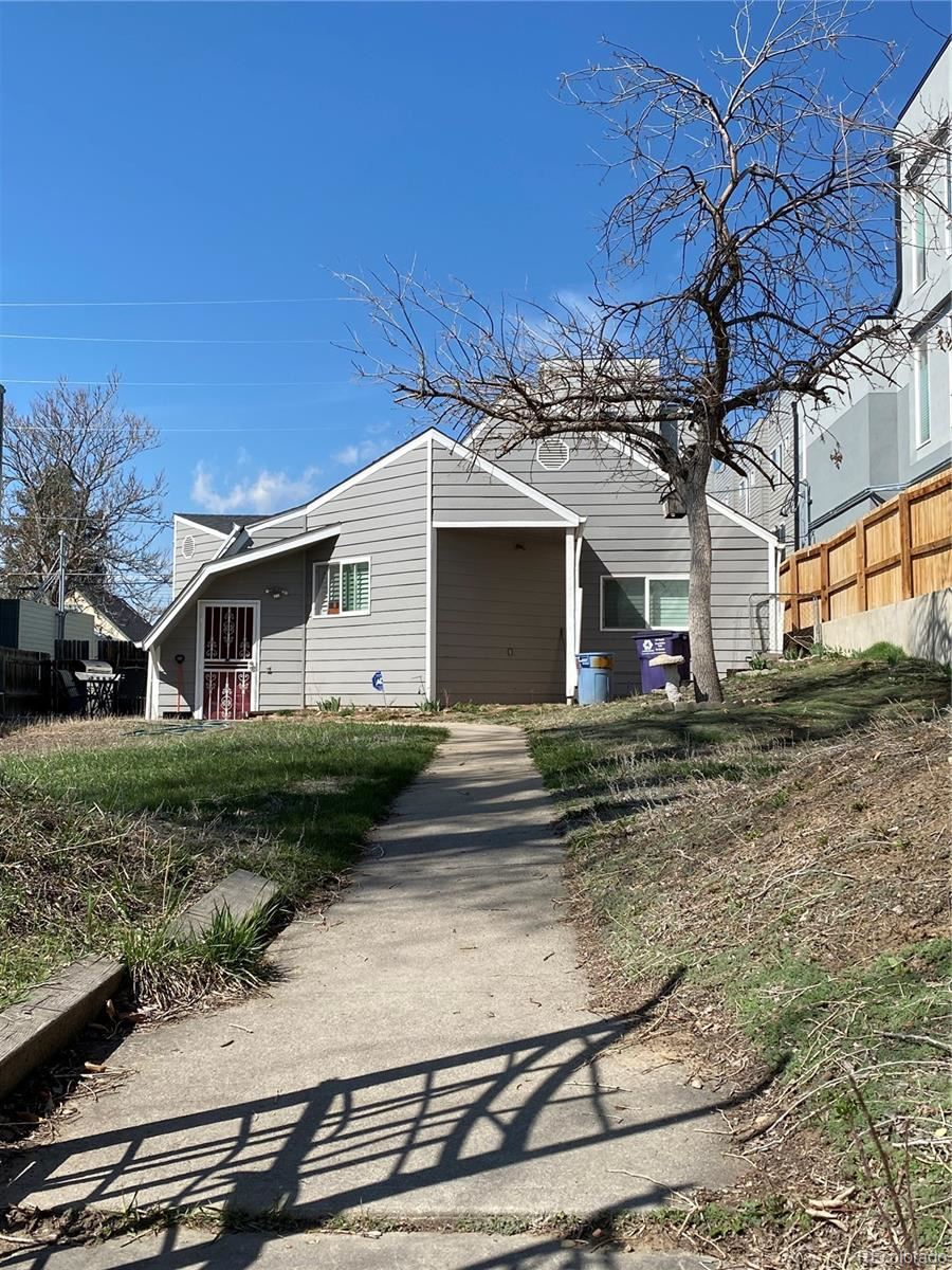 Property Image Of 1229  Perry Street In Denver, Co
