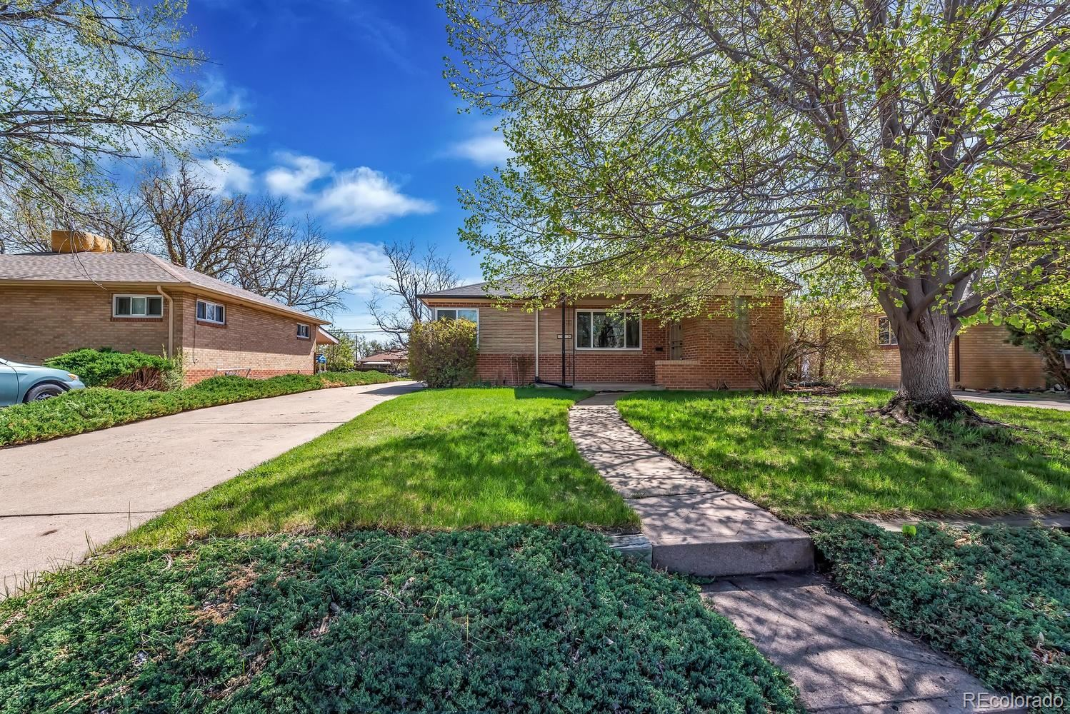 Property Image Of 1374  Winona Court In Denver, Co