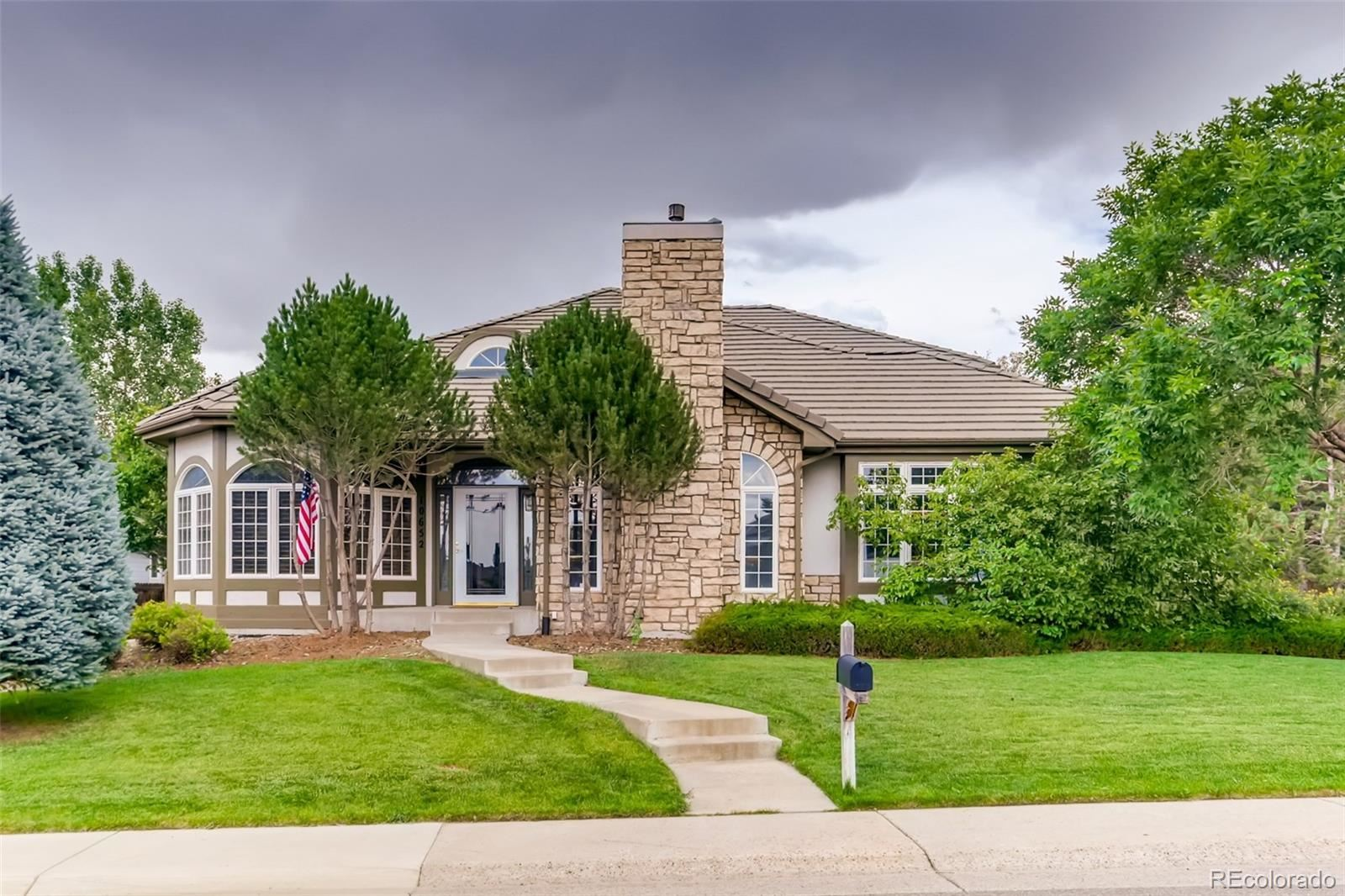 Property Image Of 10652  Clarke Farms Drive In Parker, Co