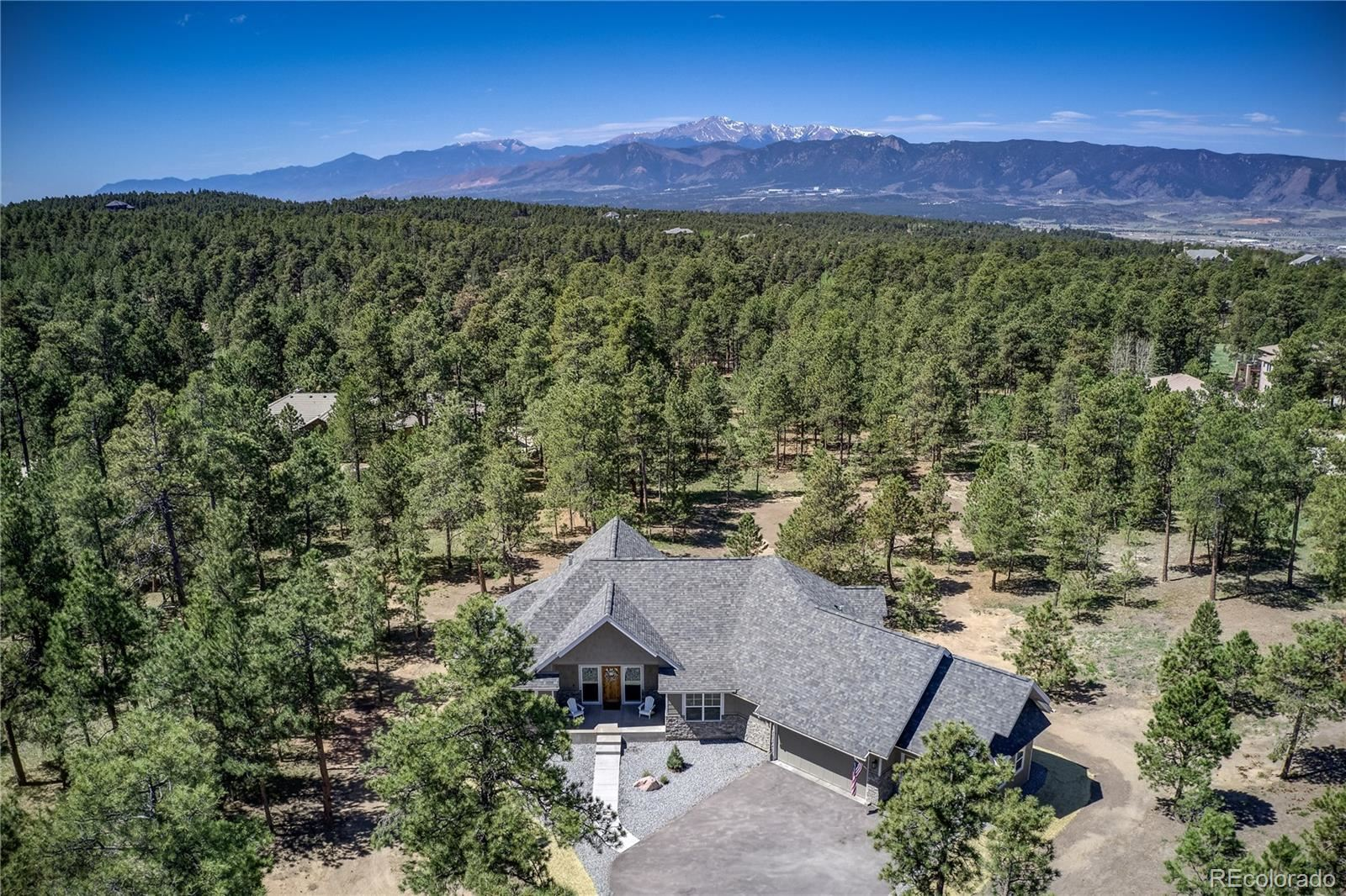 Property Image Of 17170  Colonial Park Drive In Monument, Co