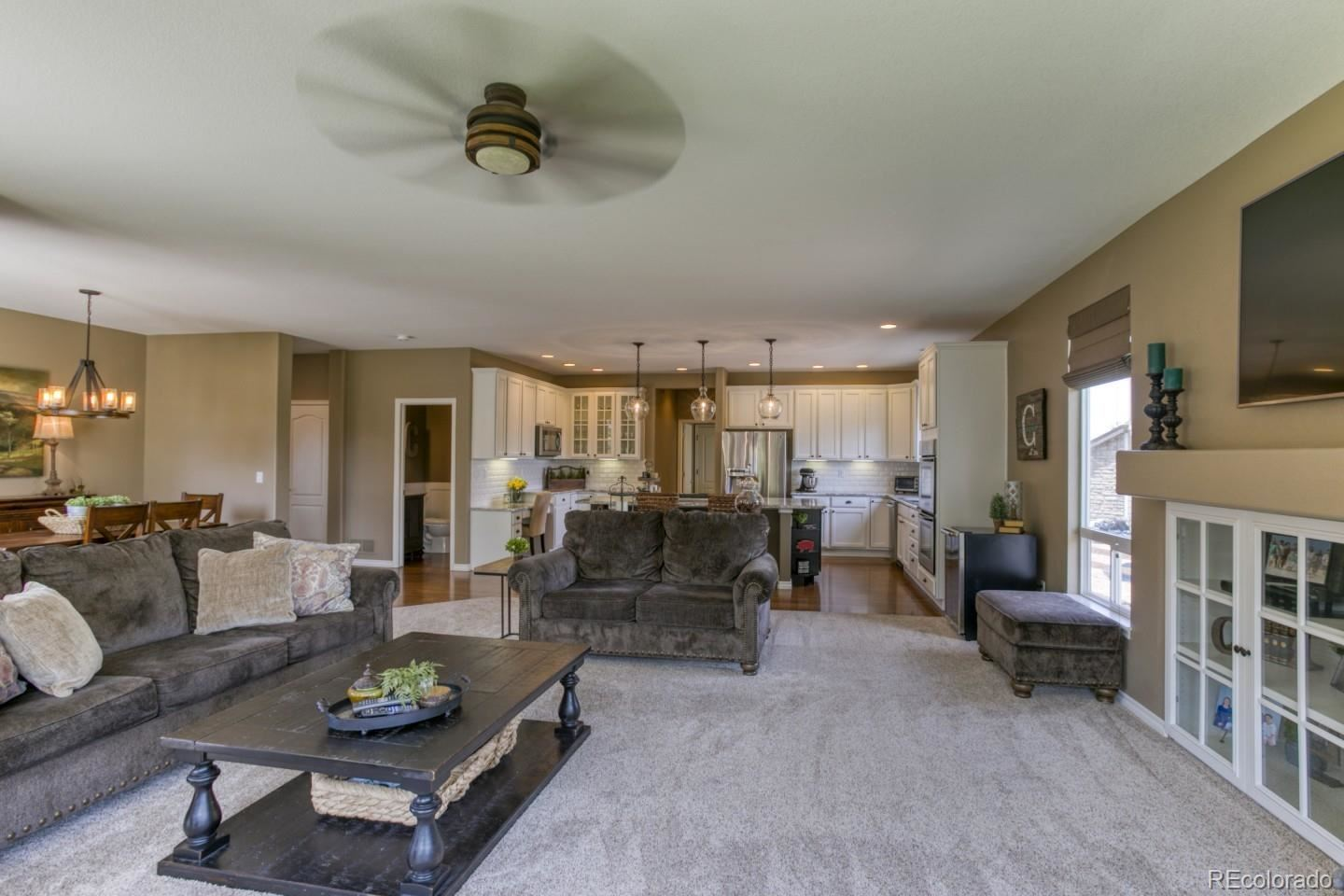 Property Image Of 4990  Wagontrail Court In Parker, Co