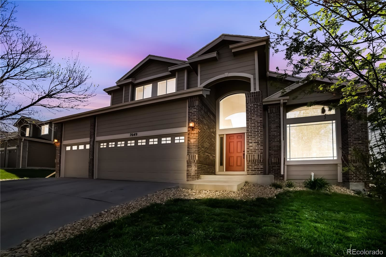 Property Image Of 7649  Bison Court In Littleton, Co