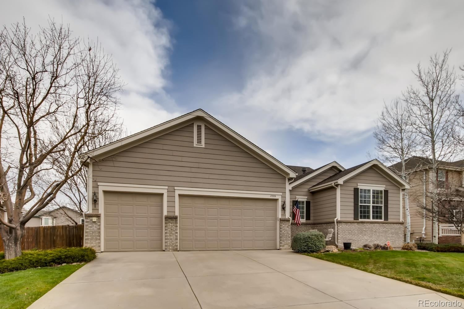 Property Image Of 17555 E Hawksbead Drive In Parker, Co