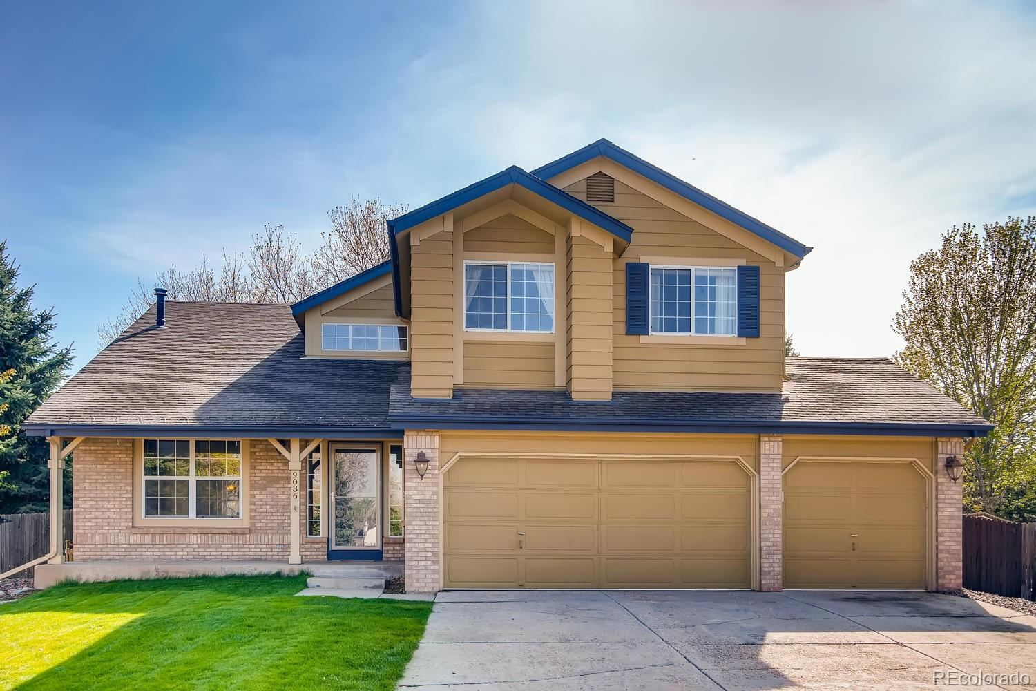 Property Image Of 9036 W Remington Place In Littleton, Co