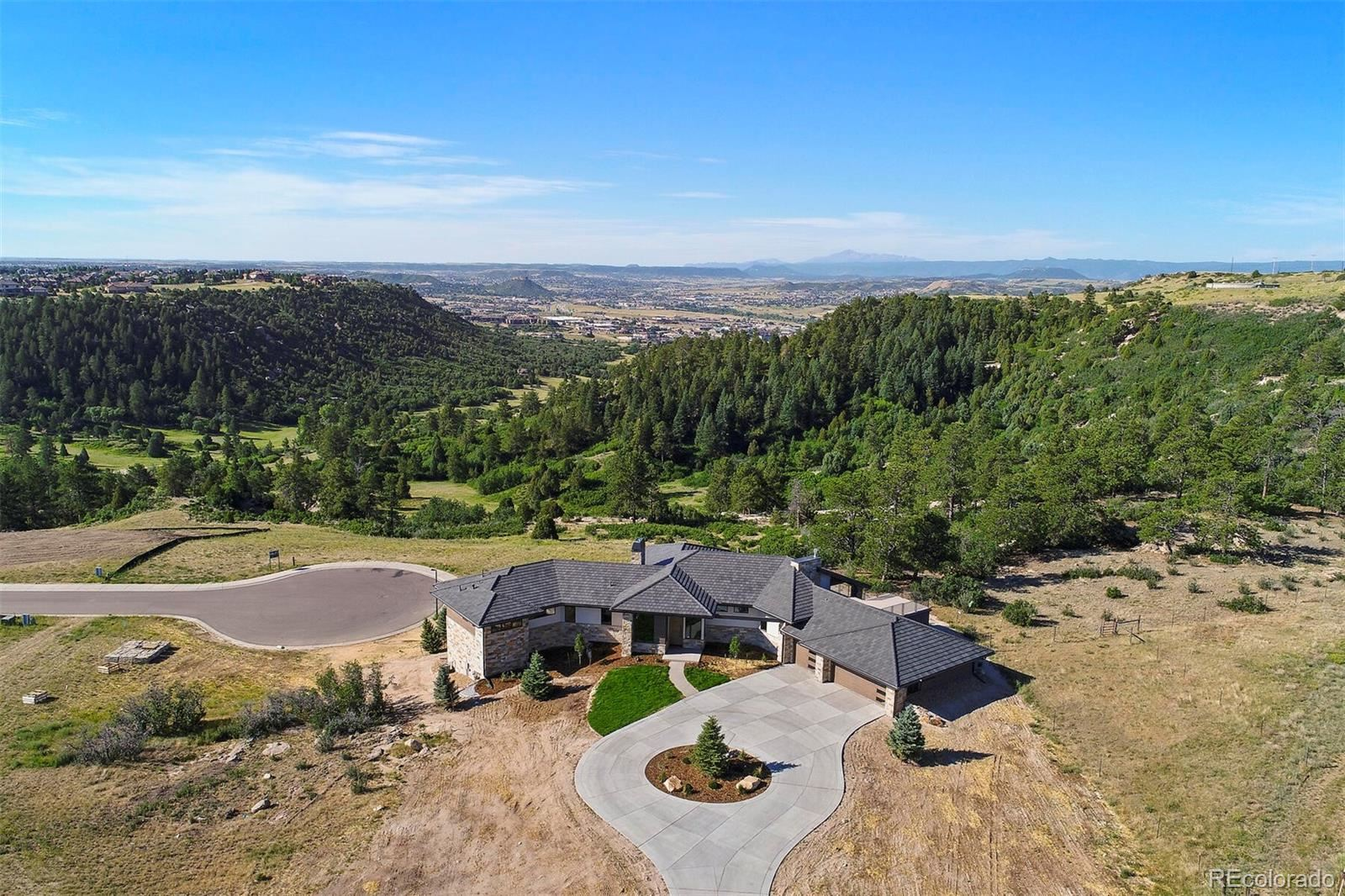 Property Image Of 7478  Sapphire Pointe Boulevard In Castle Rock, Co