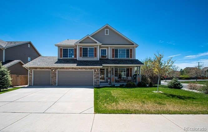 Property Image Of 278  Laramie Court In Castle Rock, Co