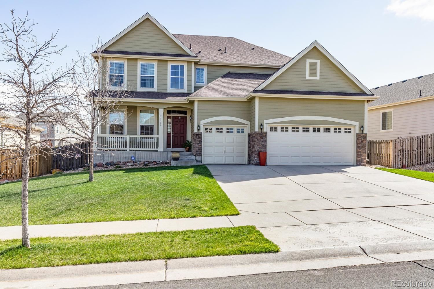 Property Image Of 17132 E Neu Towne Parkway In Parker, Co
