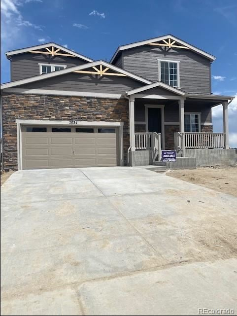 Property Image Of 2034  Villageview Lane In Castle Rock, Co