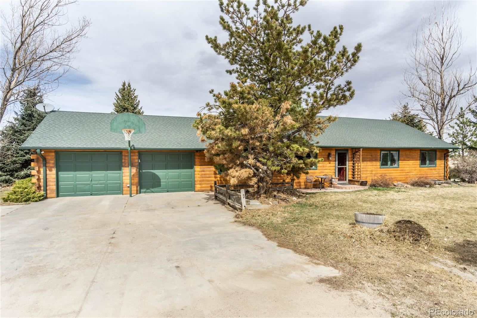 Property Image Of 893  Tioga Trail In Parker, Co