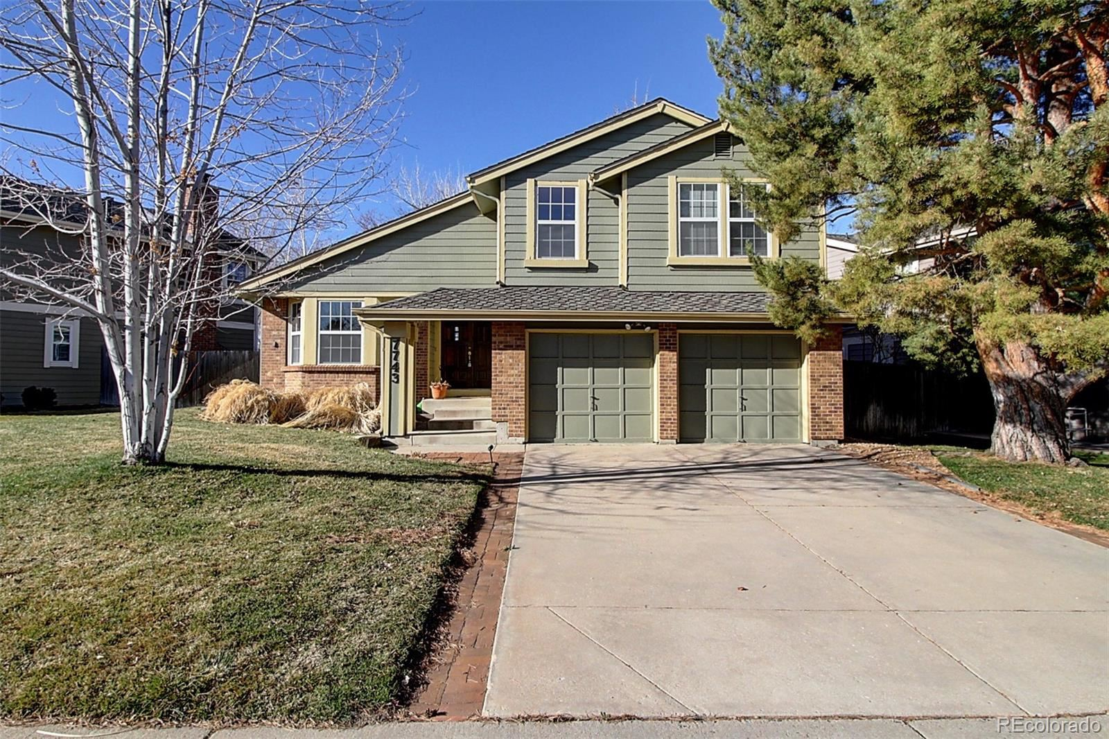 Property Image Of 7743 S Nevada Drive In Littleton, Co