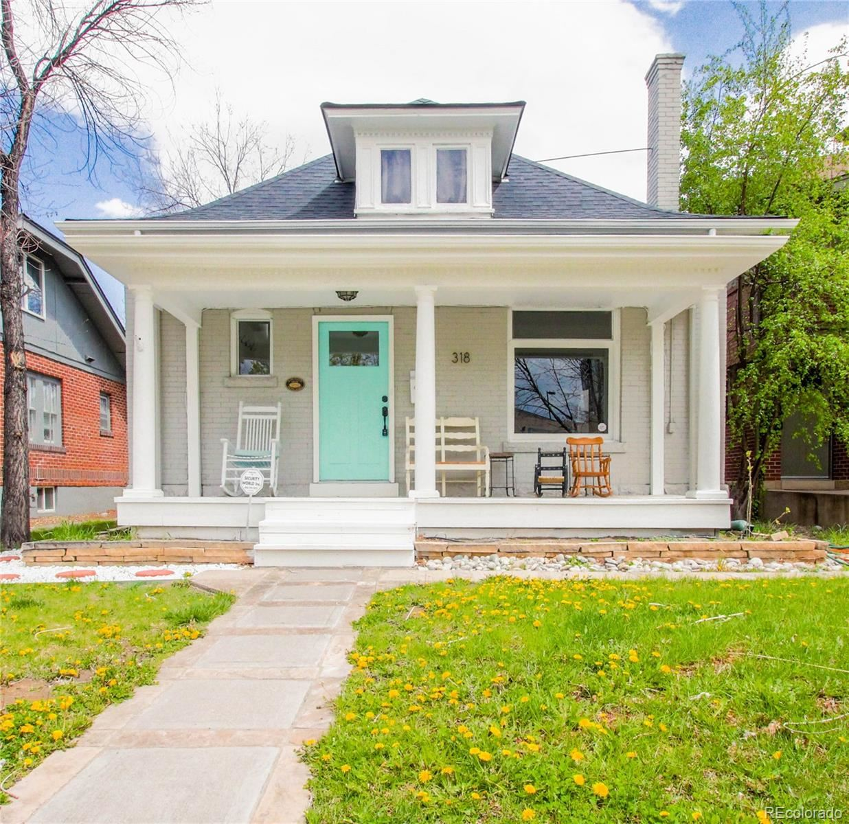 Property Image Of 318 N Washington Street In Denver, Co