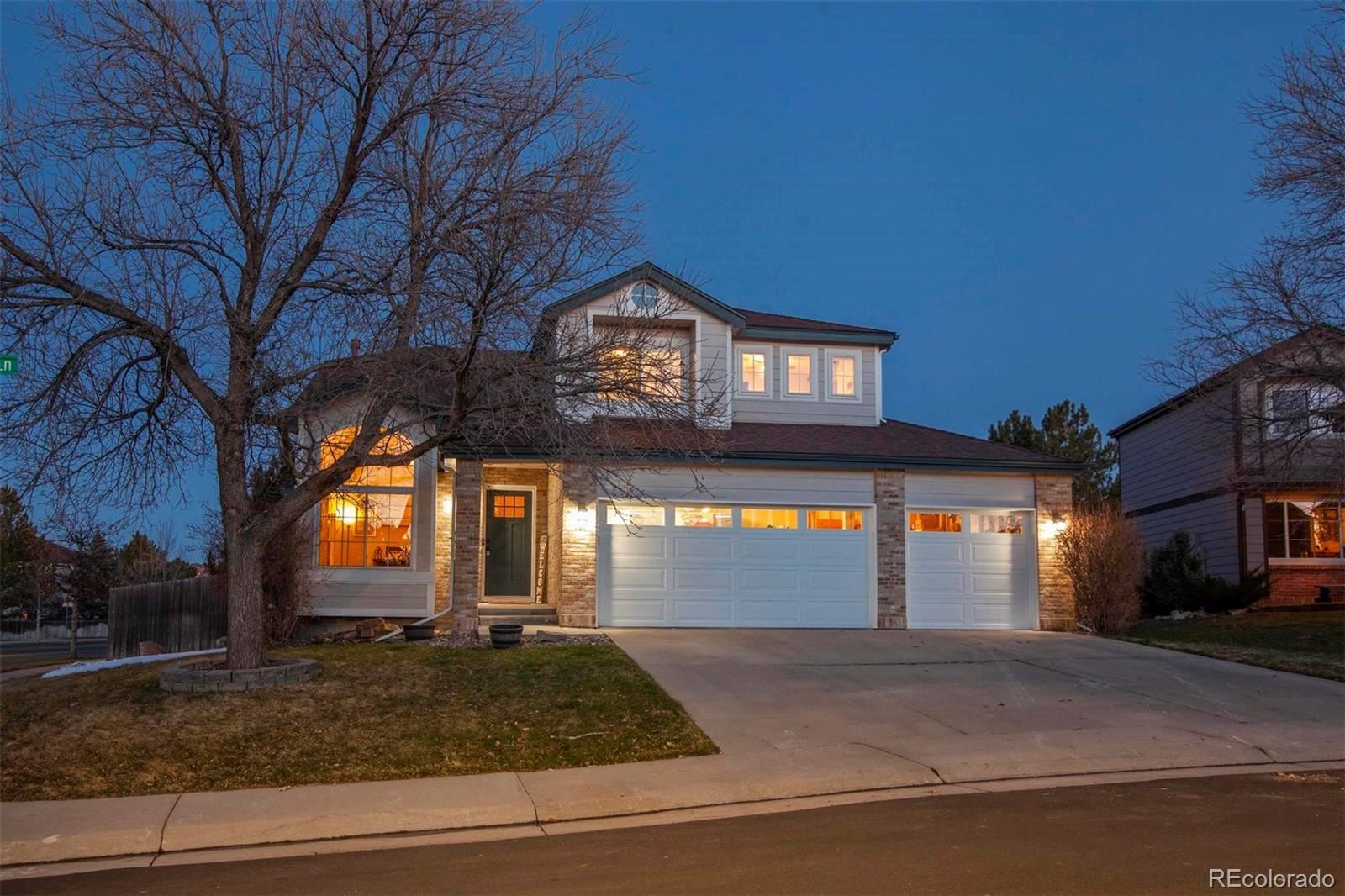 Property Image Of 11518  Pine Grove Lane In Parker, Co