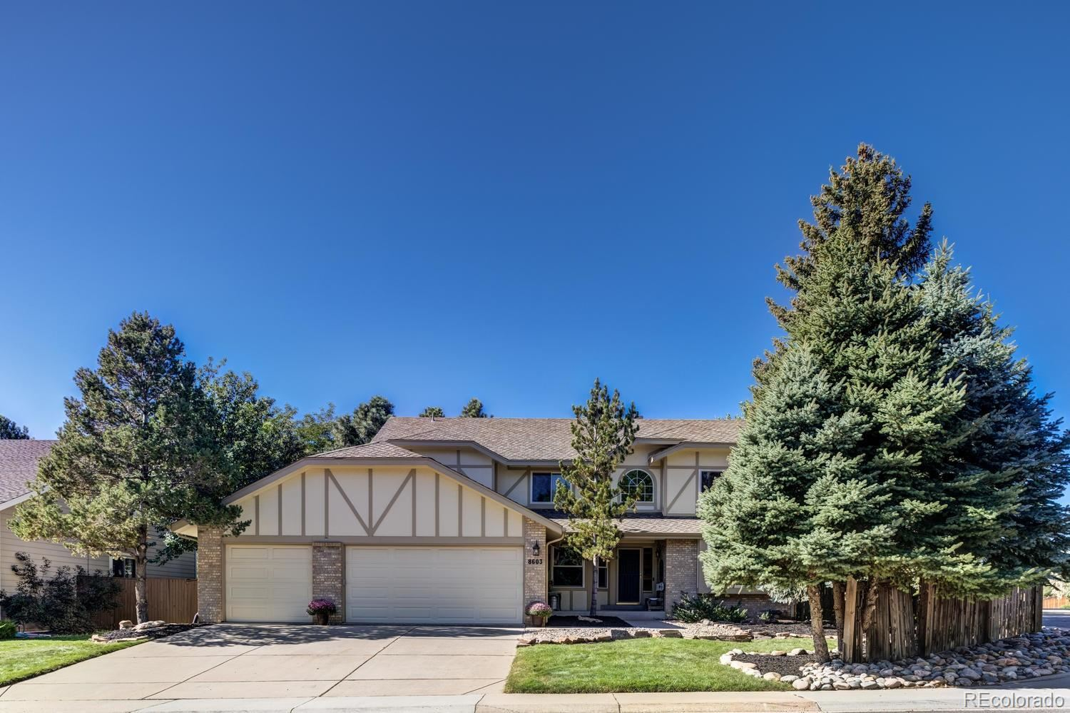 Property Image Of 8603  Maplewood Drive In Highlands Ranch, Co