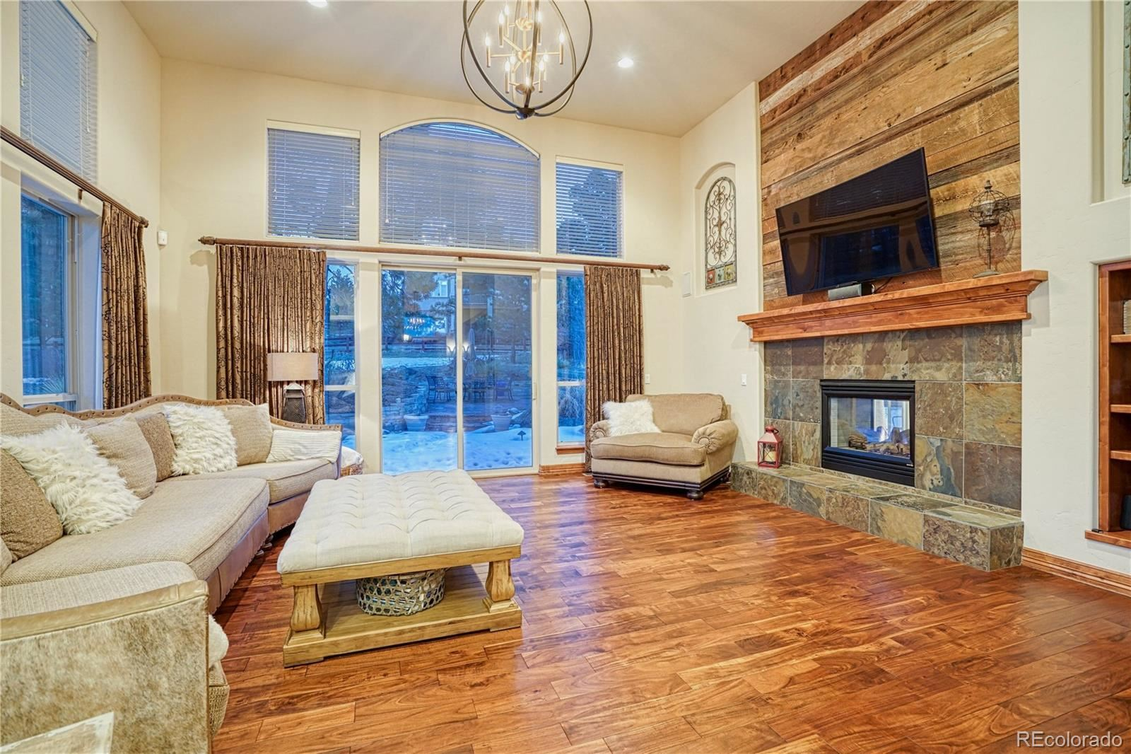 Property Image Of 9015  Scenic Pine Drive In Parker, Co