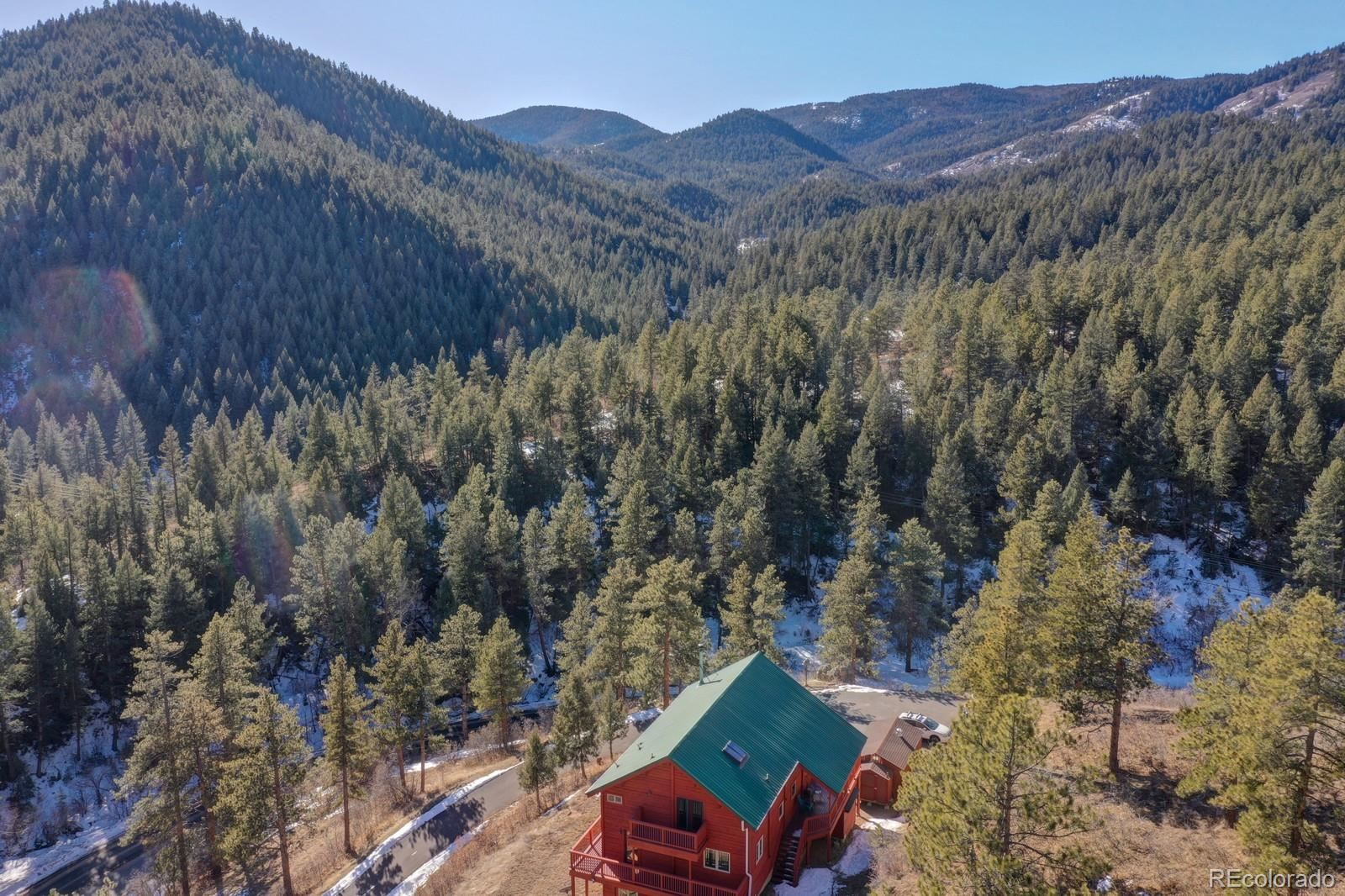 Property Image Of 9886 S Deer Creek Canyon Road In Littleton, Co