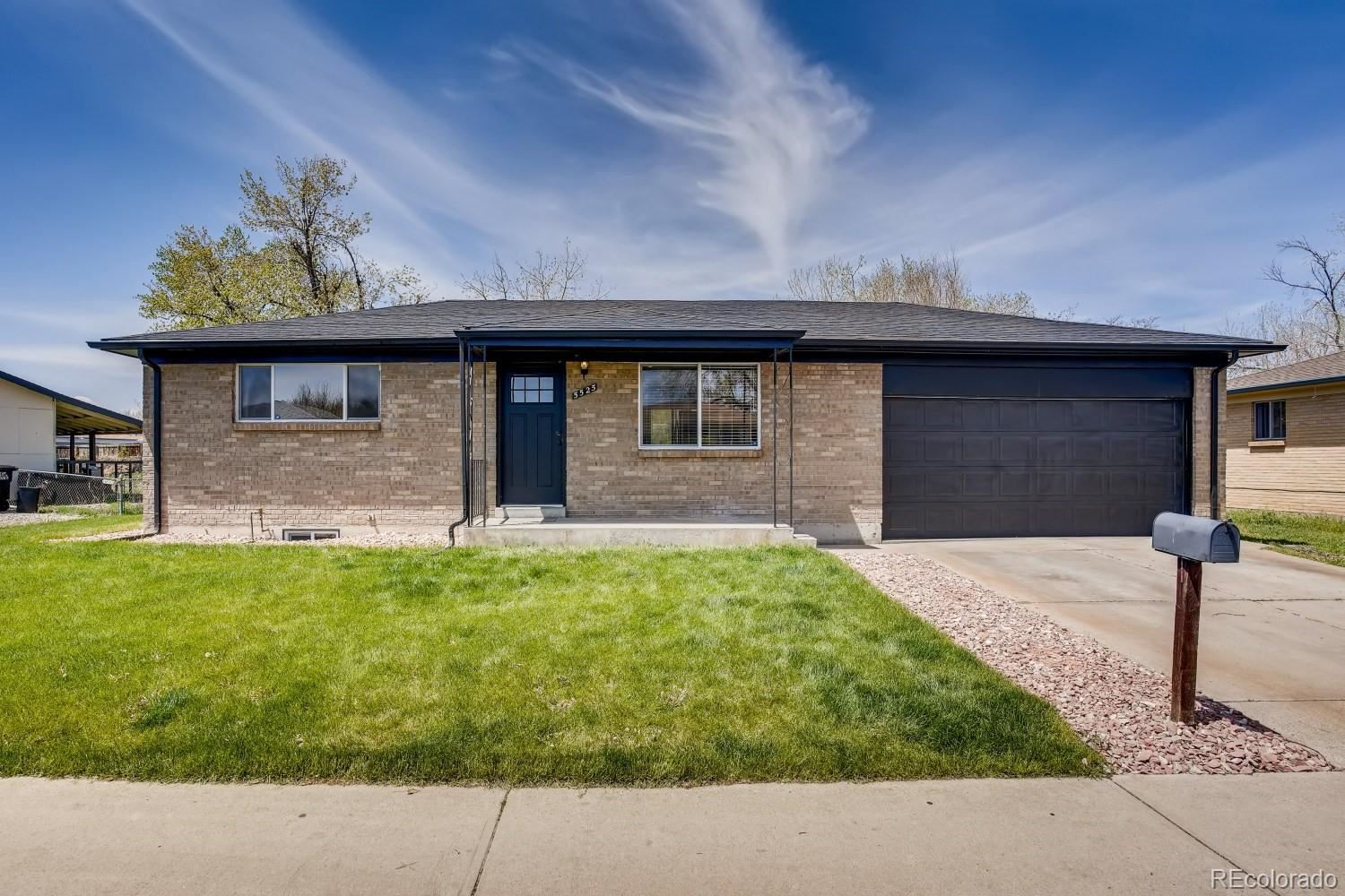 Property Image Of 5525  Racine Street In Denver, Co