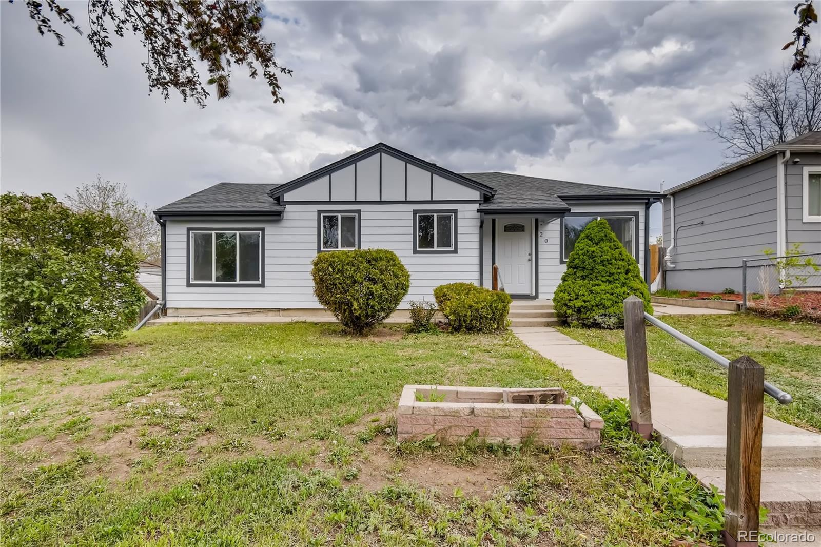 Property Image Of 20  Winona Court In Denver, Co