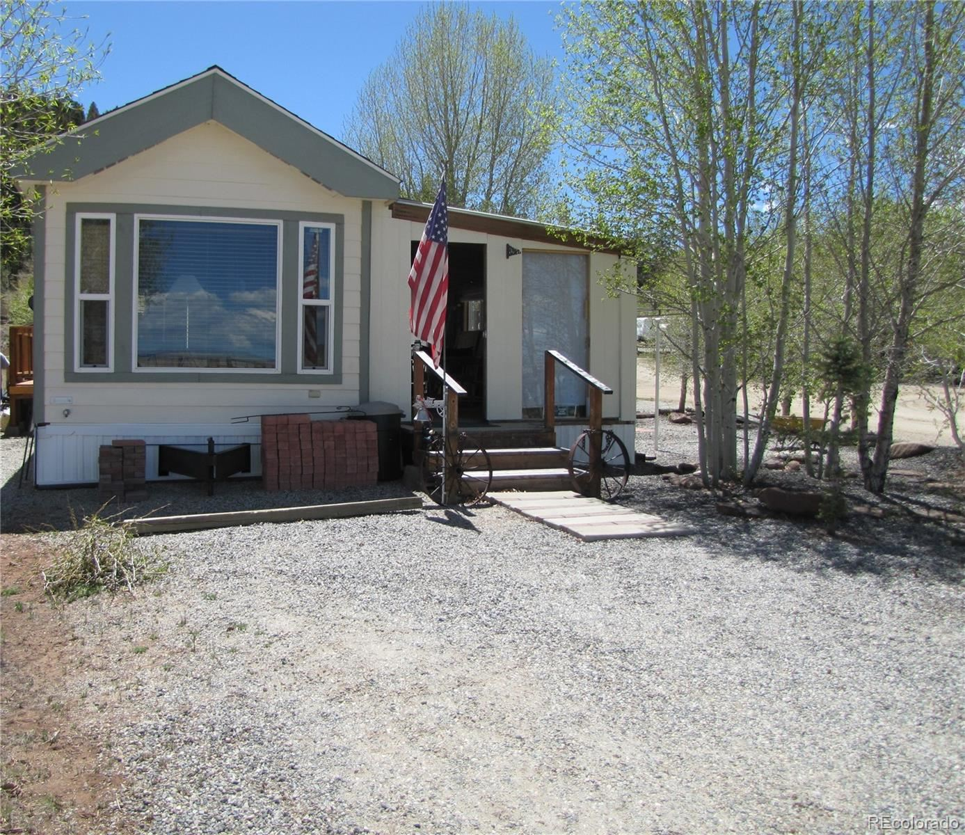 Property Image Of 116  Clubcar Road In Hartsel, Co
