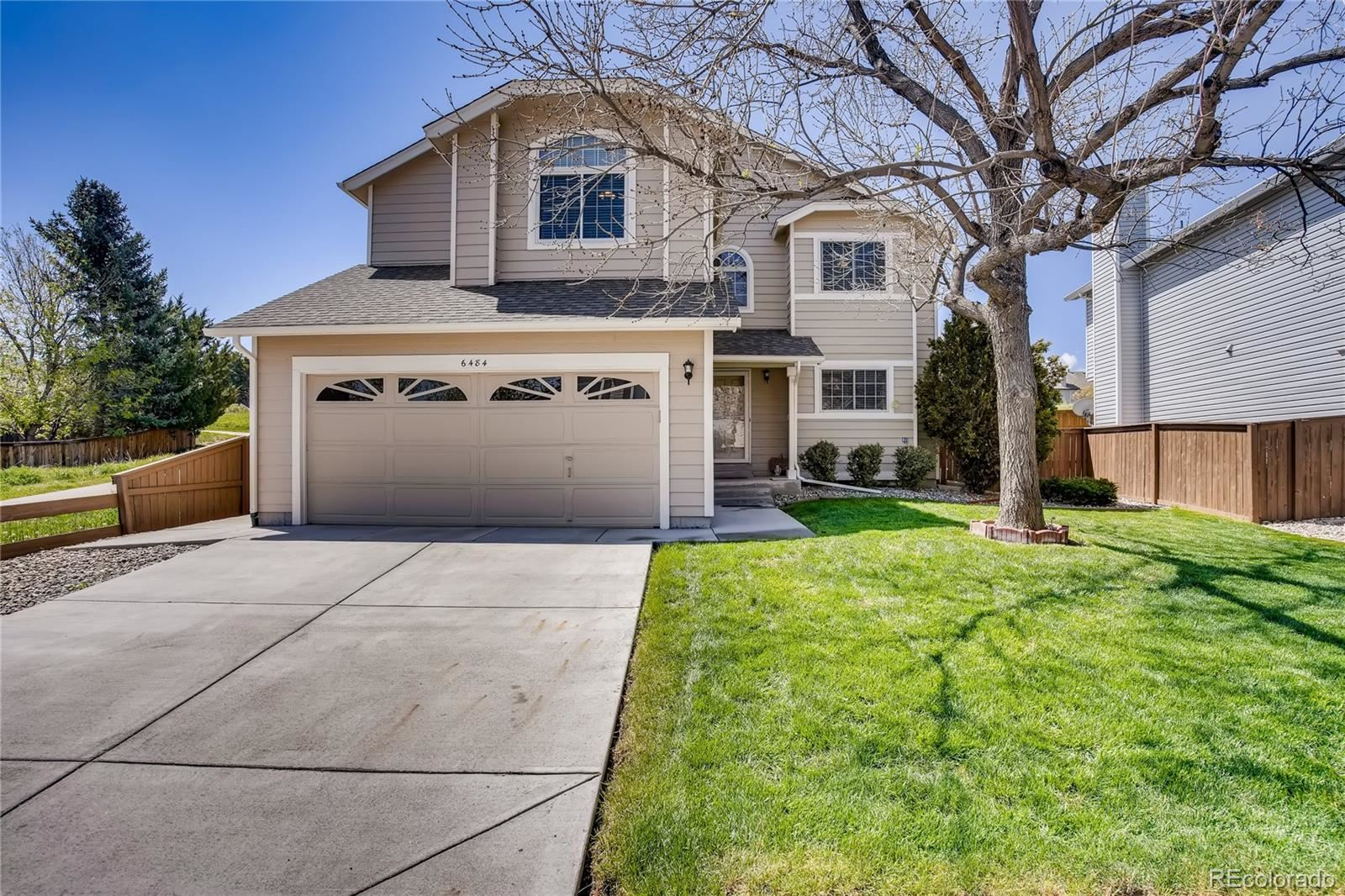 Property Image Of 6484  Laguna Circle In Highlands Ranch, Co