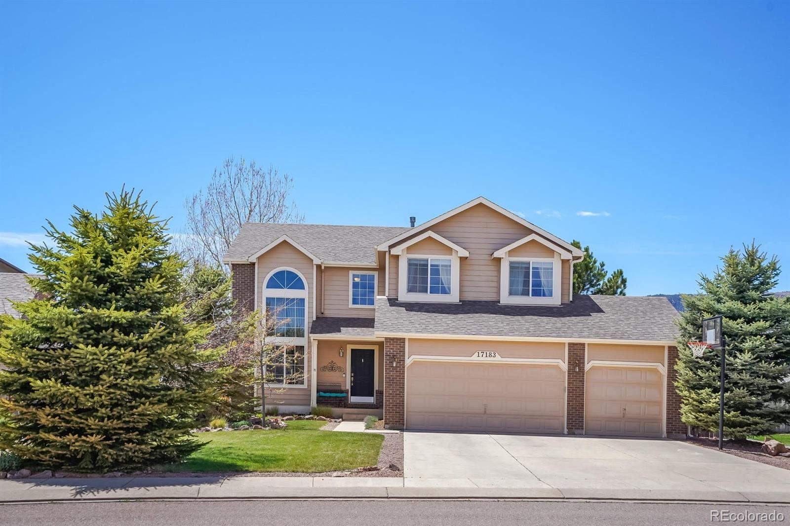 Property Image Of 17183  Buffalo Valley Path In Monument, Co