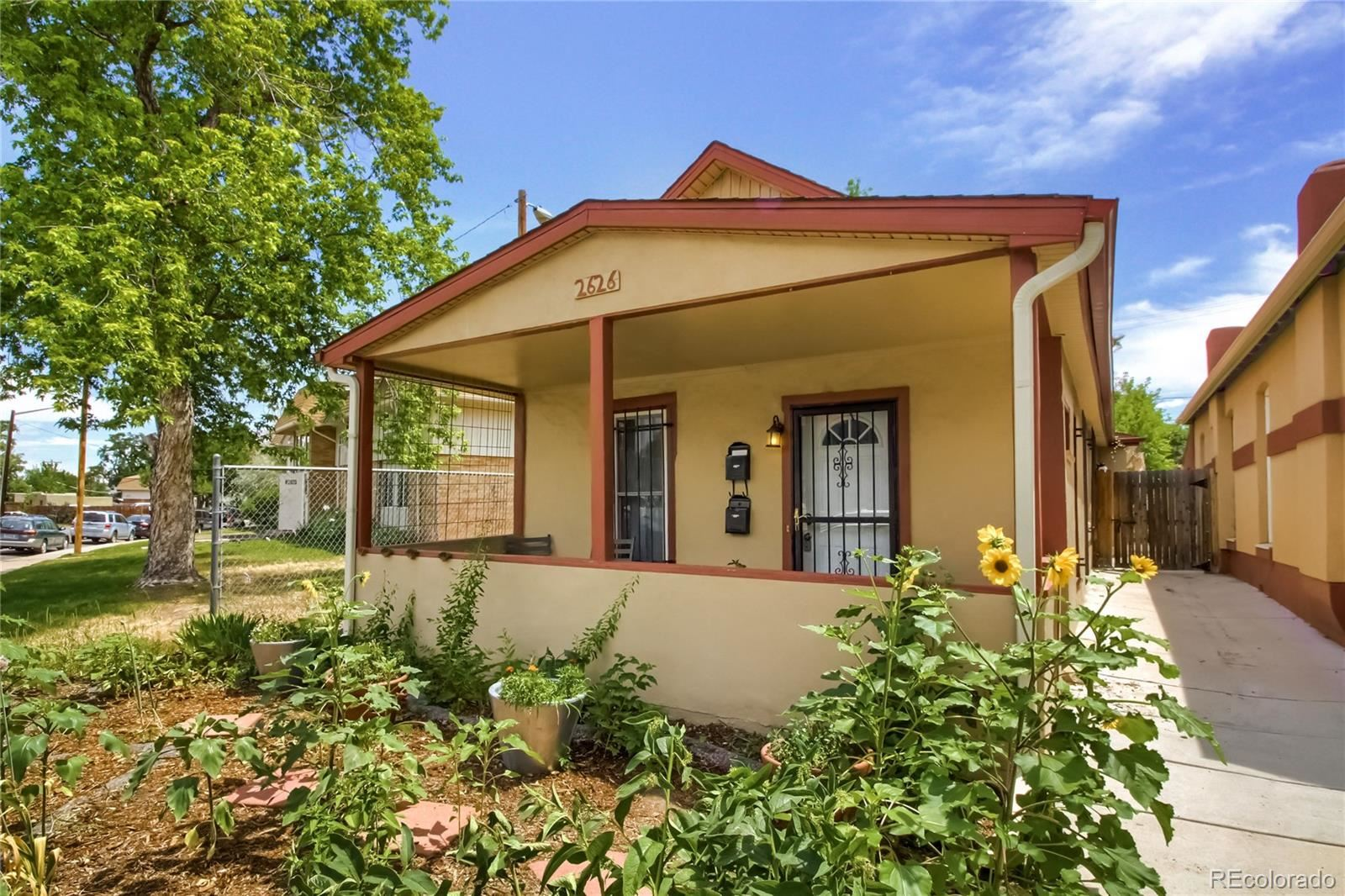 Property Image Of 2626 N Downing Street In Denver, Co