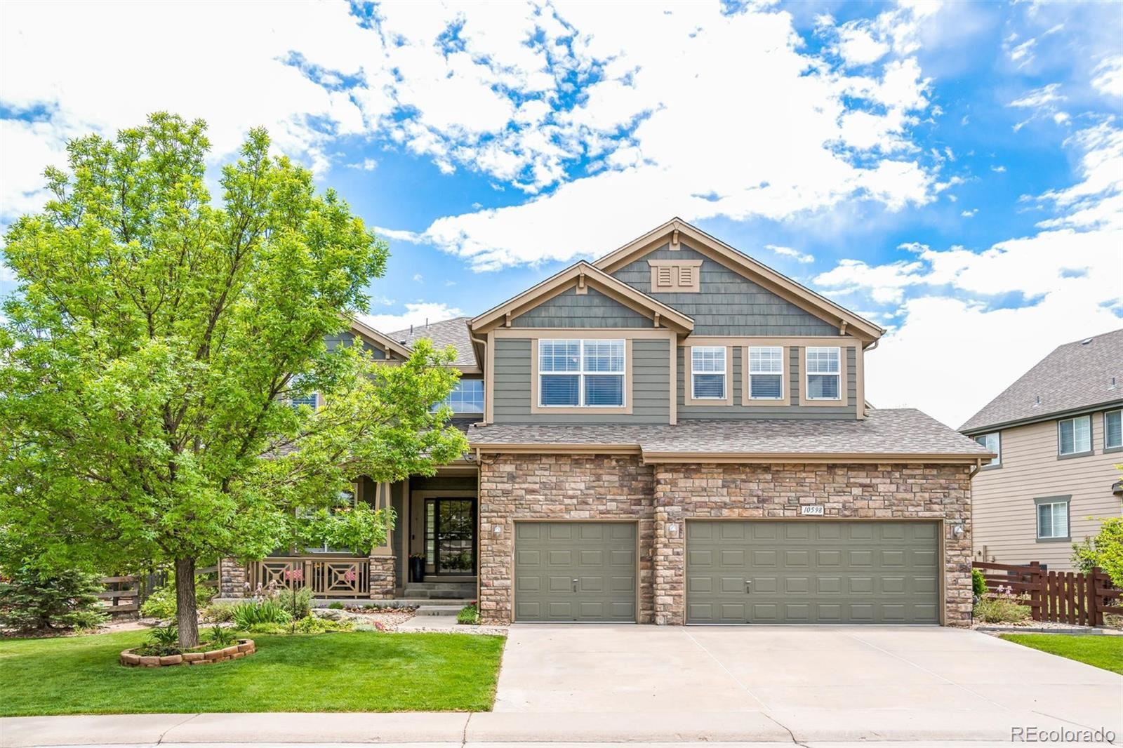 Property Image Of 10598  Kicking Horse Drive In Littleton, Co