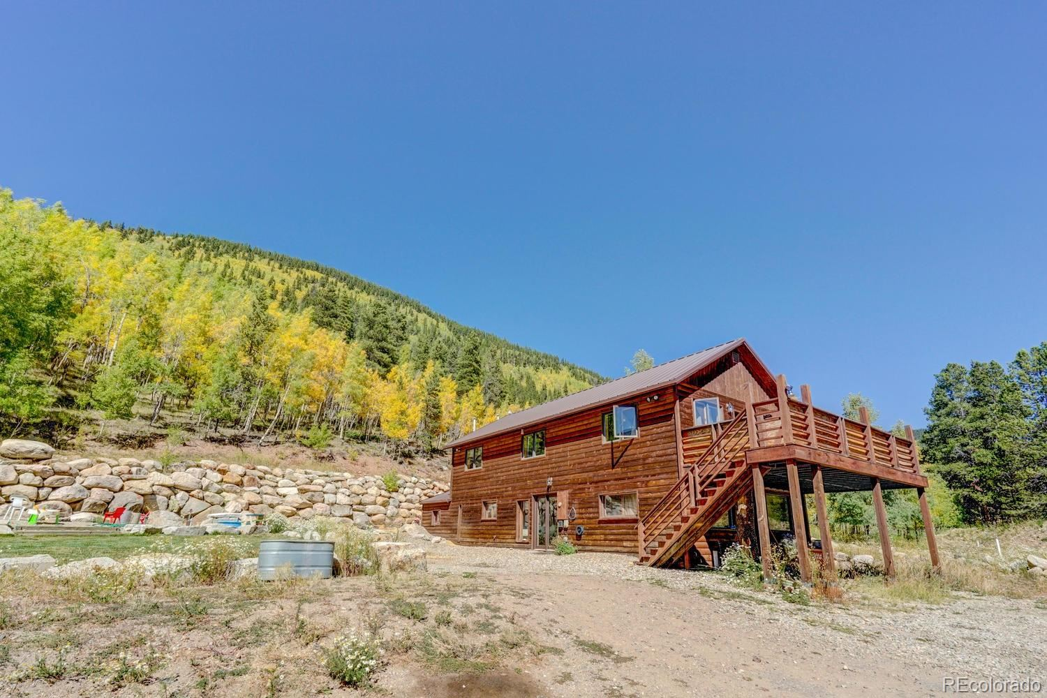Property Image Of 3677  Highway 91 In Leadville, Co