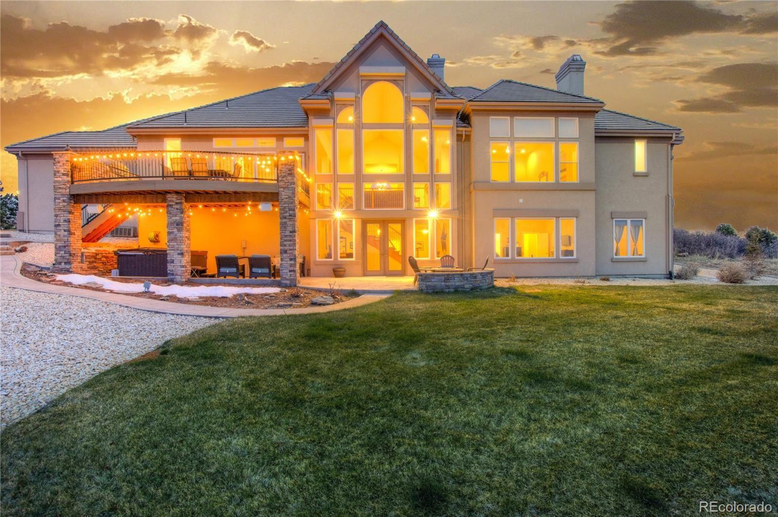 Property Image Of 839  Diamond Ridge Circle In Castle Rock, Co