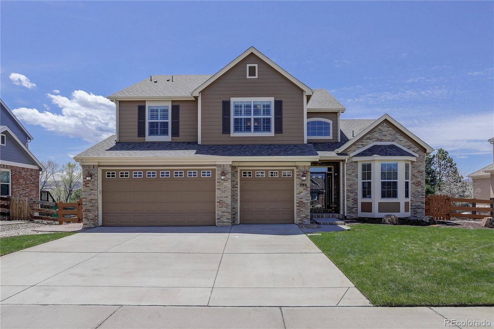 Property Image Of 388  Crosshaven Place In Castle Rock, Co