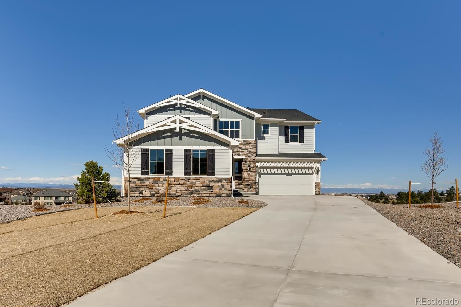 Property Image Of 11899  Mosey Court In Parker, Co