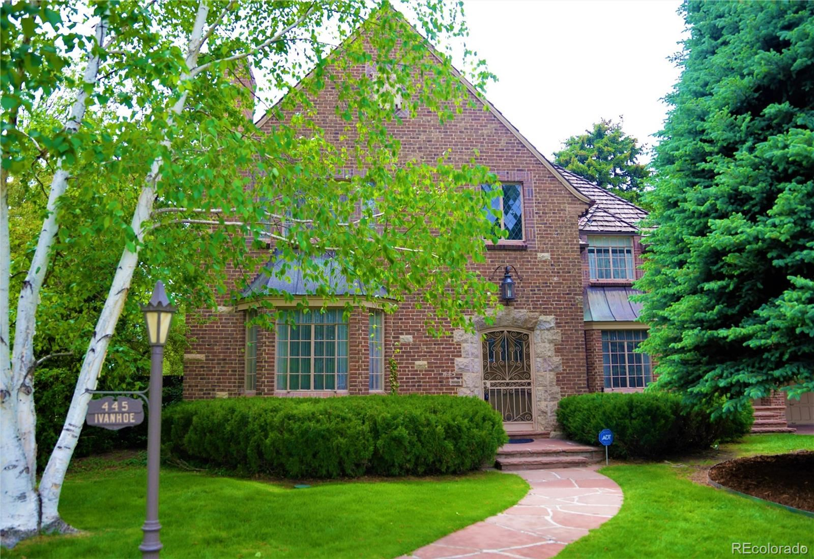 Property Image Of 445  Ivanhoe Street In Denver, Co