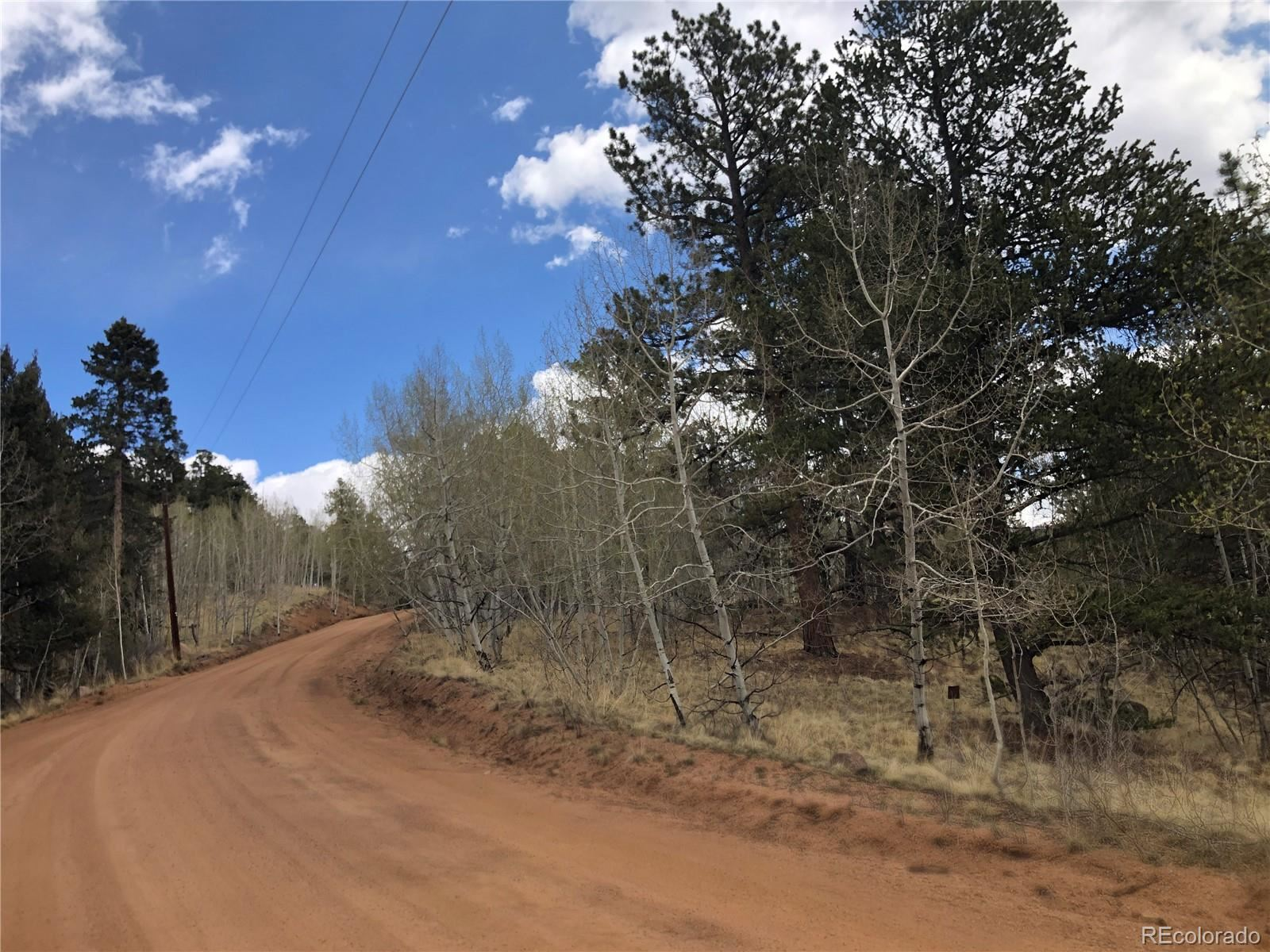 Property Image Of 2802  Yorktown Road In Cripple Creek, Co