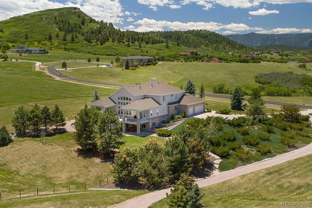 Property Image Of 4052  Serenade Road In Castle Rock, Co