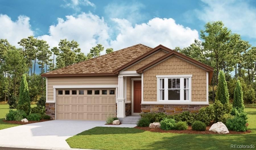 Property Image Of 14616 W 71St Drive In Arvada, Co