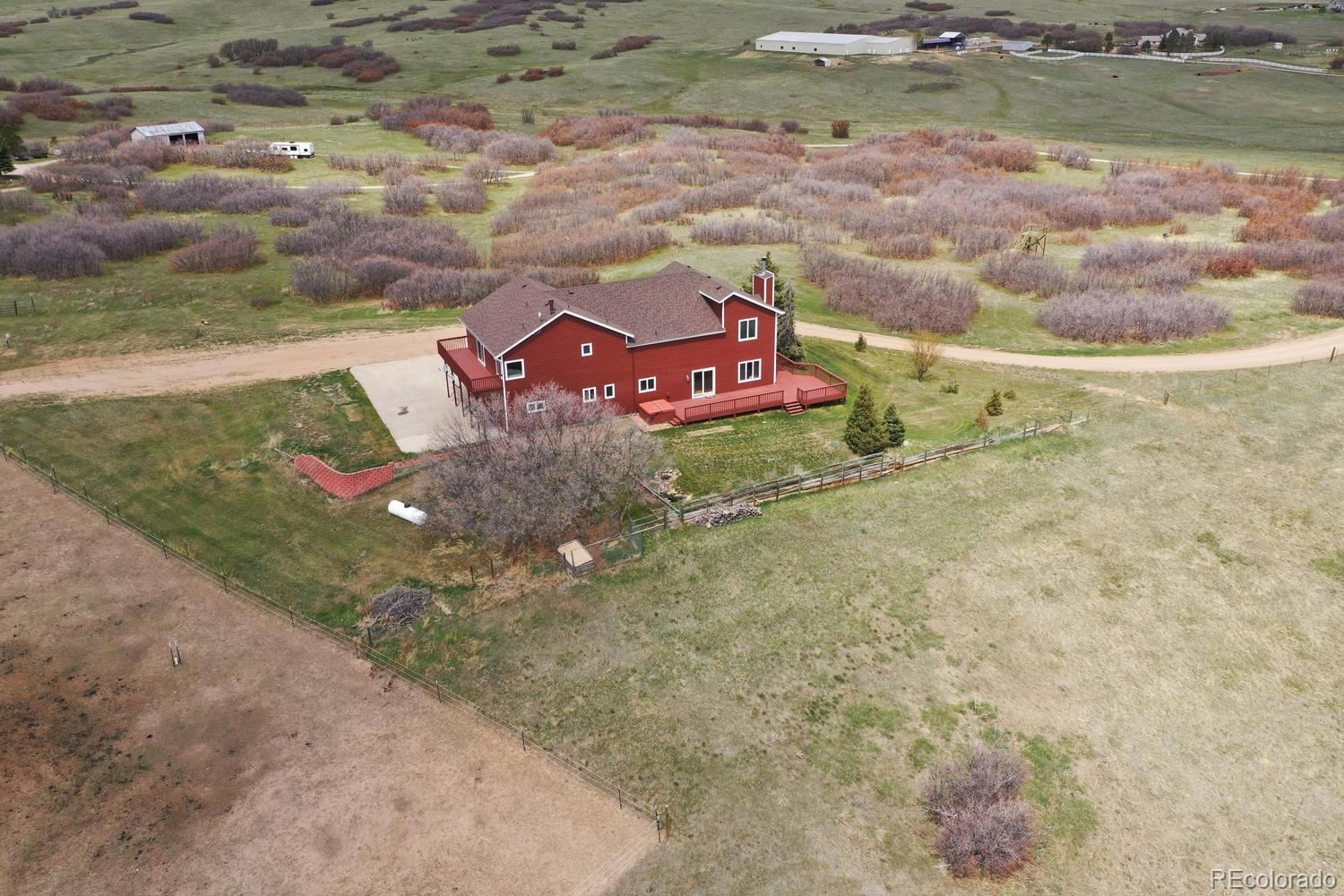Property Image Of 6257  Lake Gulch Road In Castle Rock, Co