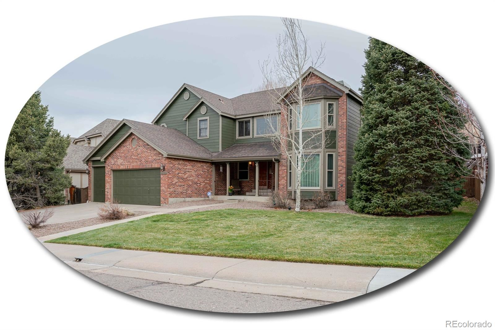 Property Image Of 10008  Falcon Creek Drive In Highlands Ranch, Co