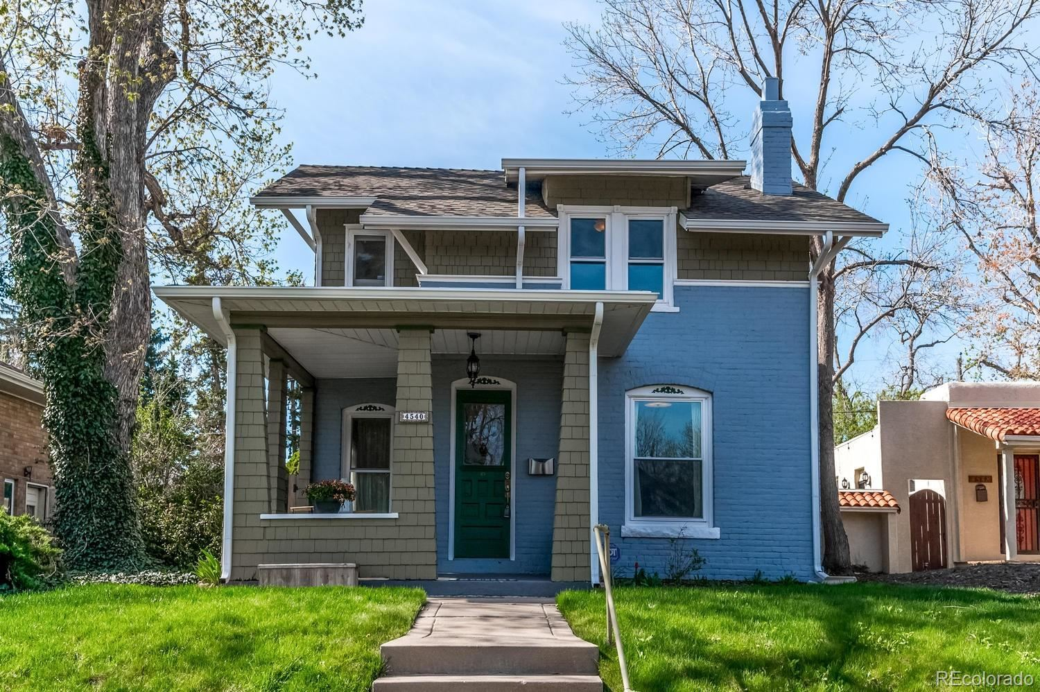 Property Image Of 4540 W 35Th Avenue In Denver, Co