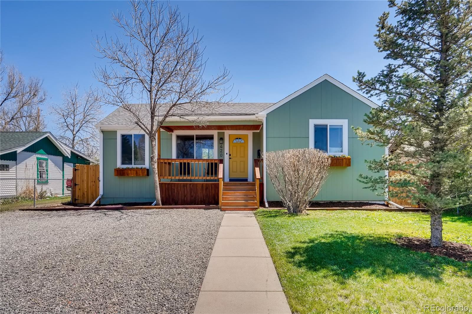 Property Image Of 420  Raleigh Street In Denver, Co