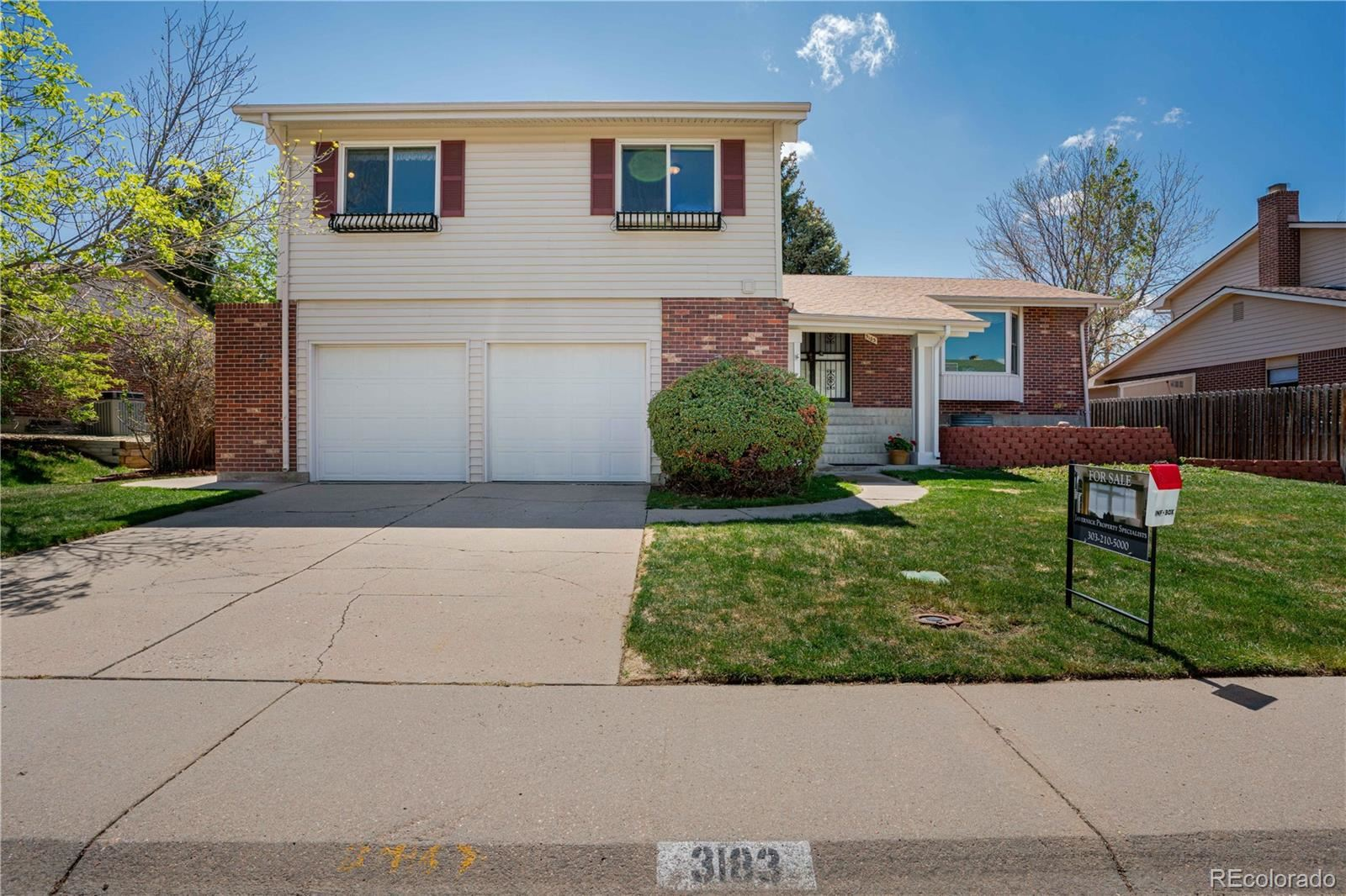 Property Image Of 3183 S Wilding Court In Denver, Co