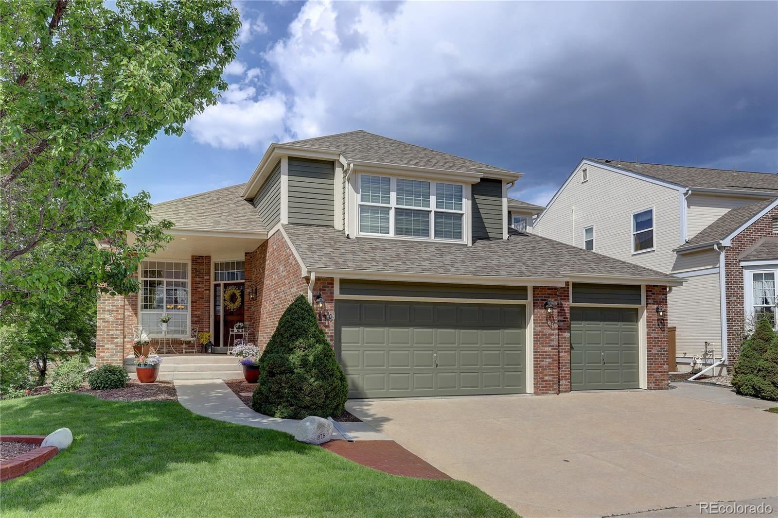 Property Image Of 1978 Mountain Maple Avenue In Highlands Ranch, Co
