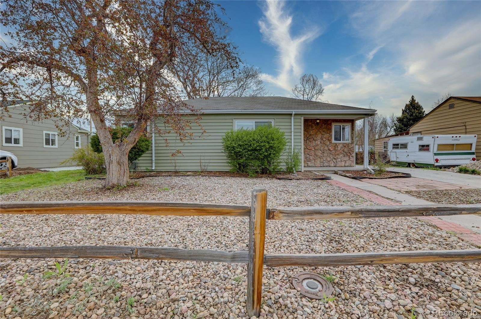 Property Image Of 1054 S Clay Street In Denver, Co