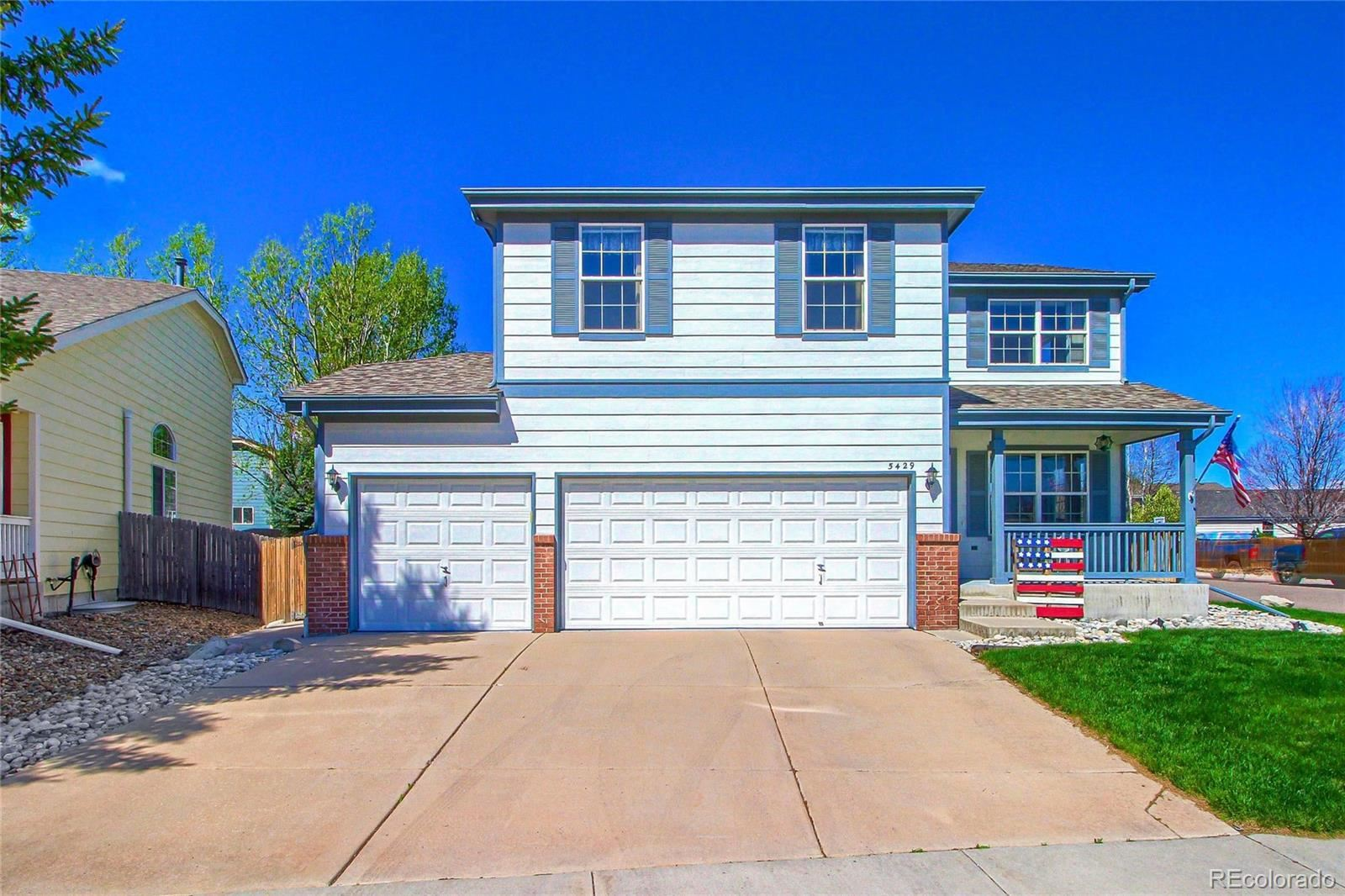 Property Image Of 5429  Military Trail In Parker, Co