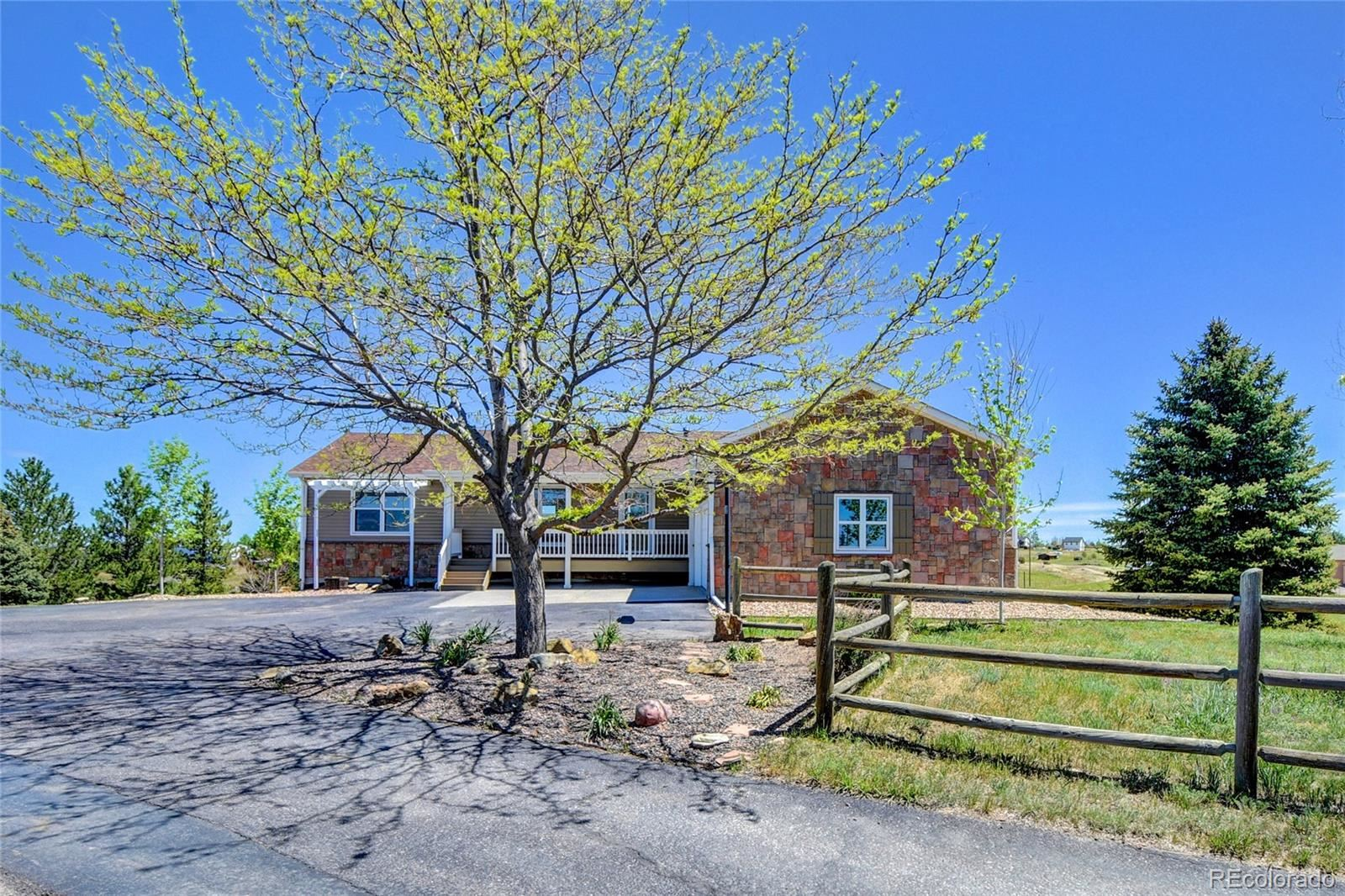 Property Image Of 1793  Prairie Owl Road In Parker, Co