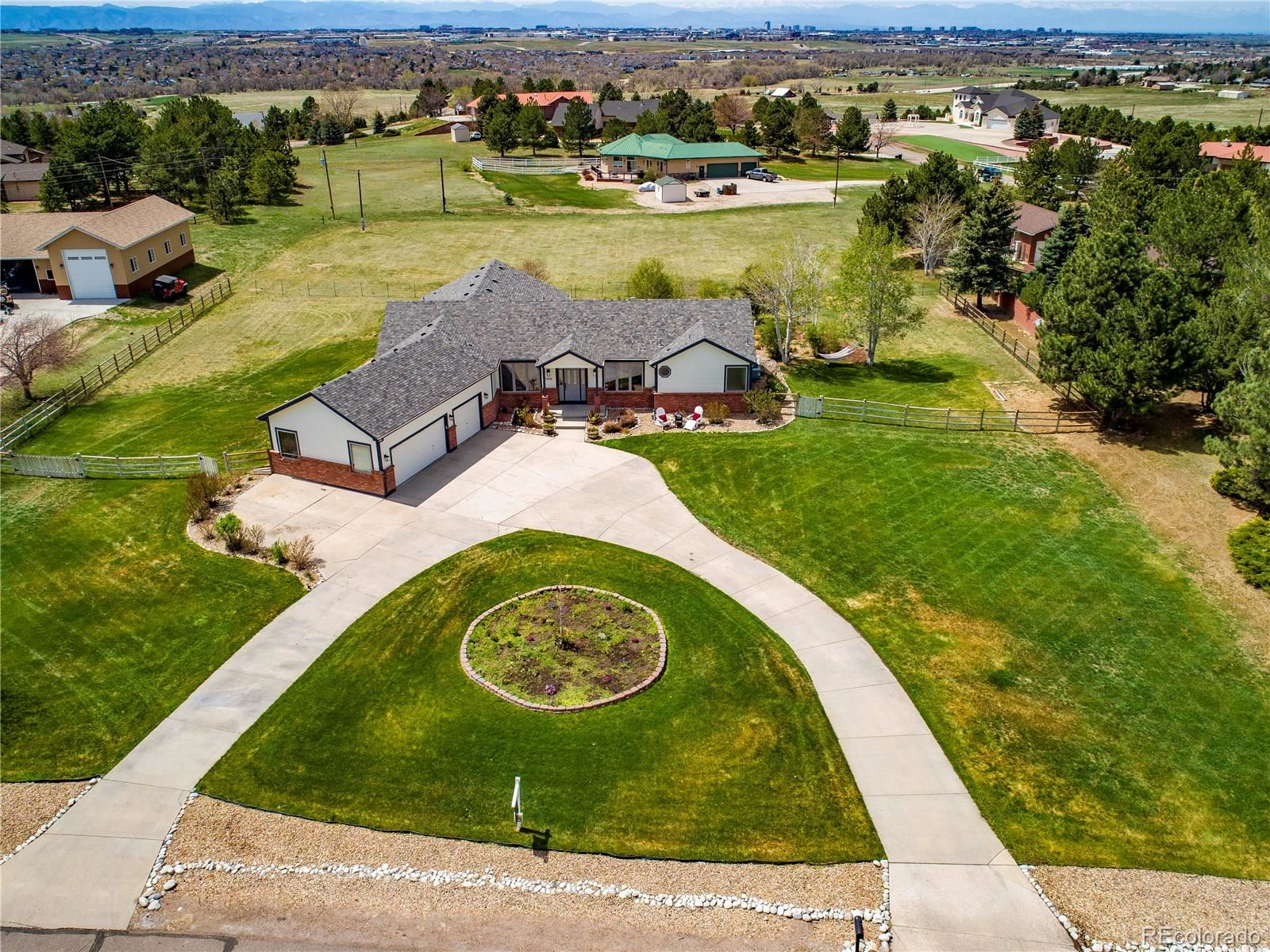Property Image Of 5908 E Valley Hi Drive In Parker, Co