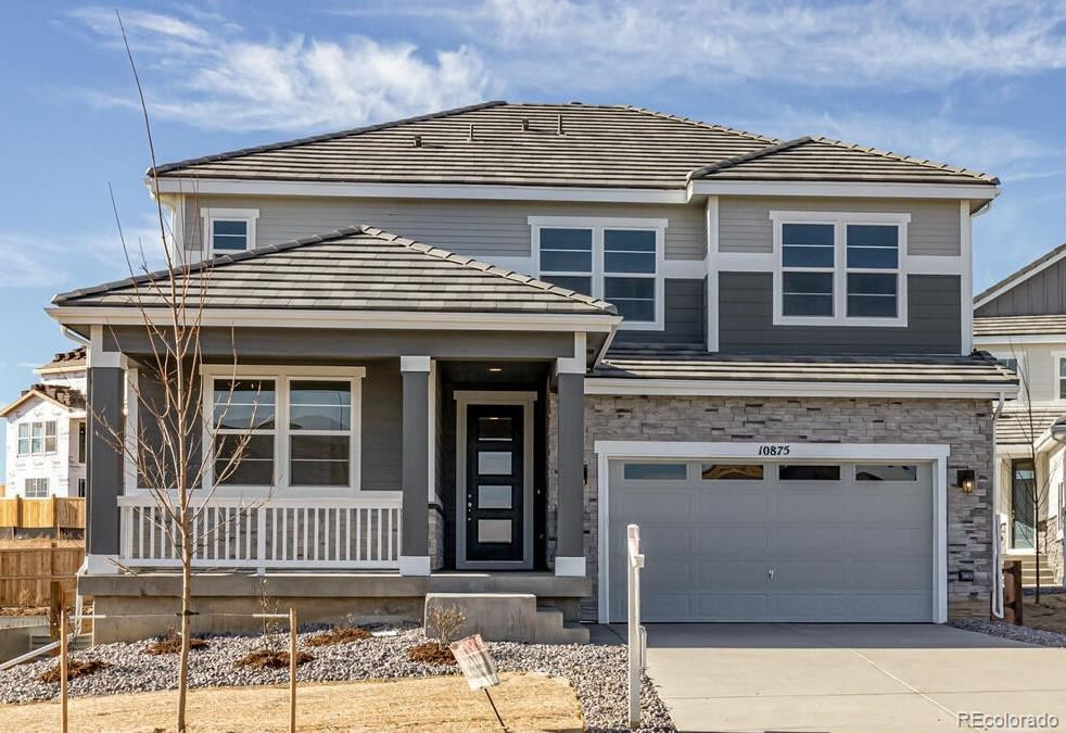 Property Image Of 10875  Mcharg Court In Parker, Co