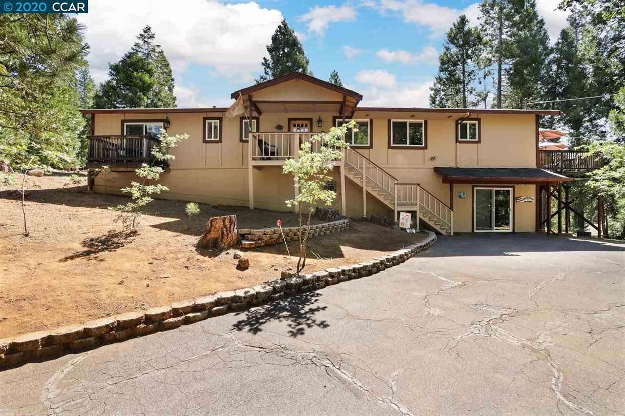 Property Image Of 3011 Pine Knoll In Arnold, Ca