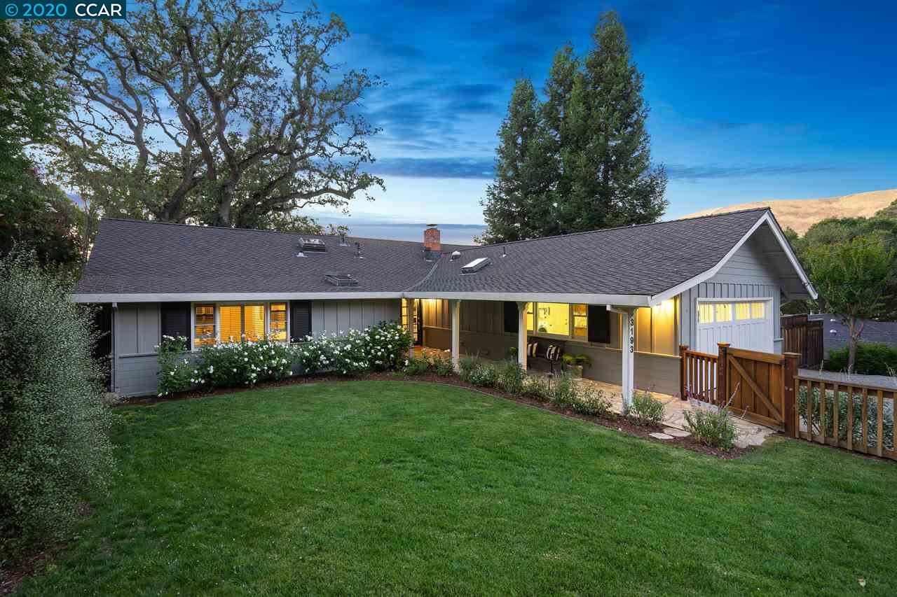 Property Image Of 3193 Lucas Circle In Lafayette, Ca