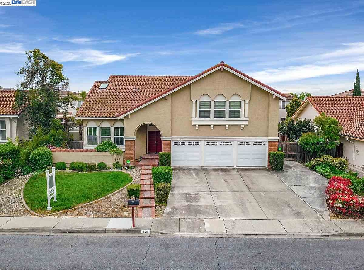 Property Image Of 638 Shetland Ct In Milpitas, Ca
